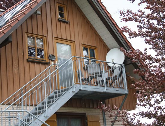 Ferienwohnung Wetzel Dachgeschoß (DG)