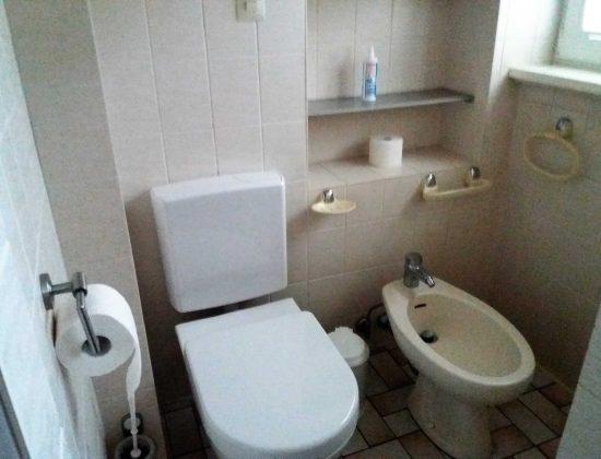 EG Bad - WC und Bidet