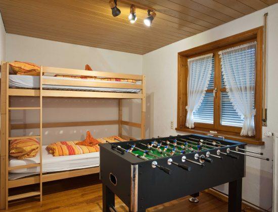 EG Schlafzimmer 4 - Stockbett