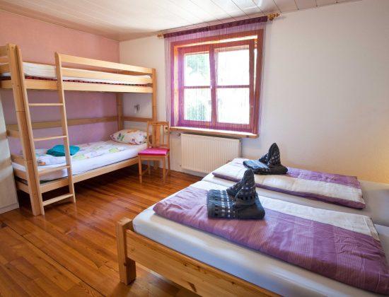 OG Schlafzimmer 3 - Stockbett